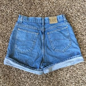 Lee Shorts - High Waisted Shorts